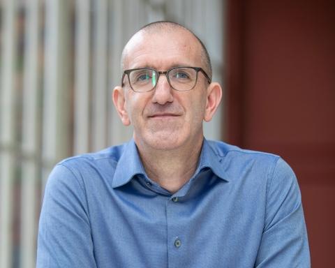 Portret Yves Segers