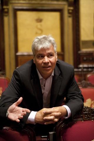 Portret Bert Anciaux
