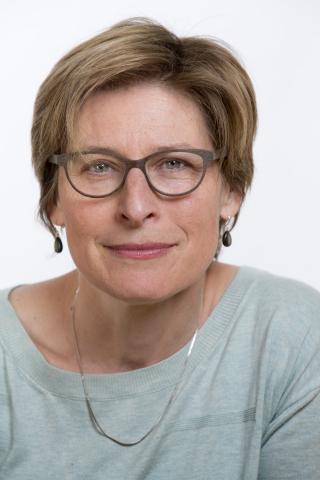 Portret Christine De Weerdt (c) Phile Deprez
