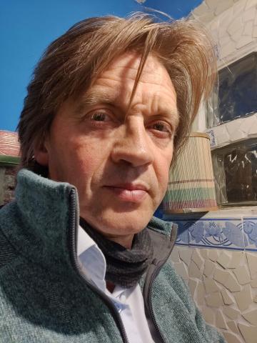 Portret Michel Vermote